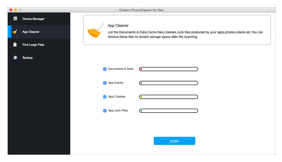 Cisdem iPhoneCleaner for Mac