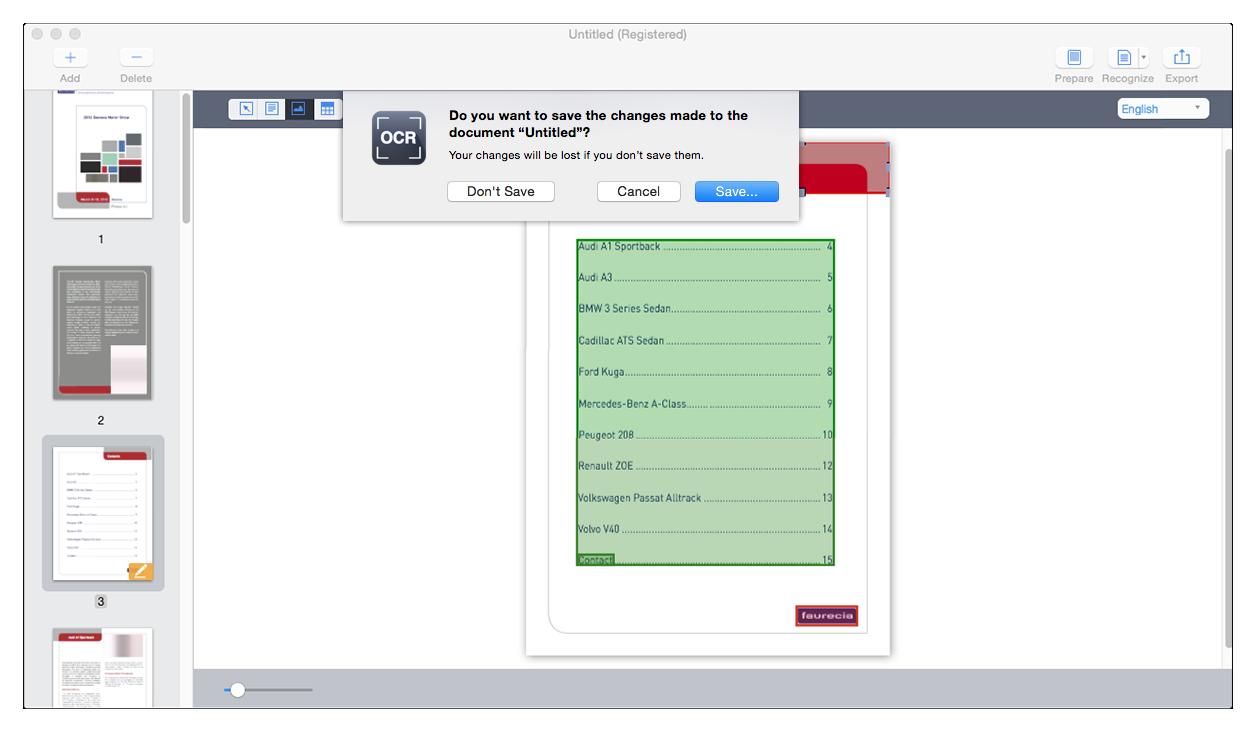 save various image files as one pdf