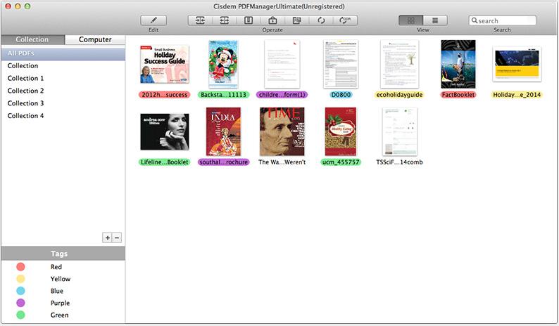 Cisdem PDF Manager Ultimate Mac 破解版 PDF编辑与管理工具-麦氪派(WaitsUn.com   爱情守望者)