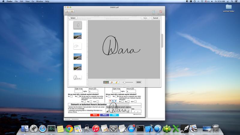 Cisdem PDFSigner for Mac