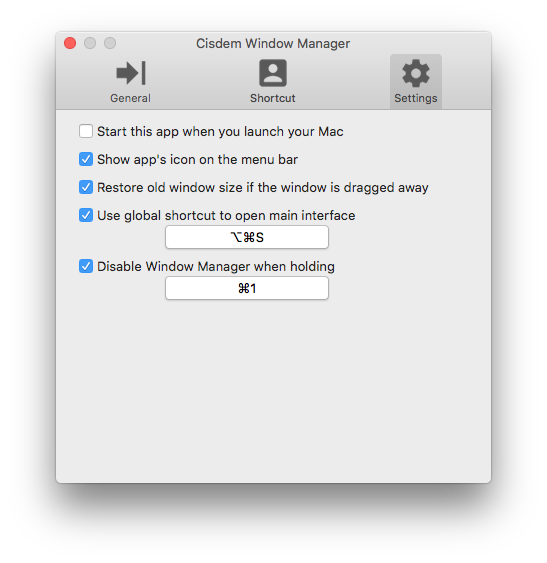 How to Snap Windows on Mac Using WindowManager Step one