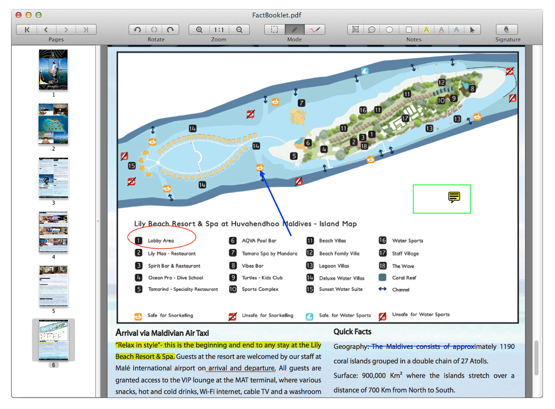 PDF Reader for Mac One: Cisdem PDFManagerUltimate