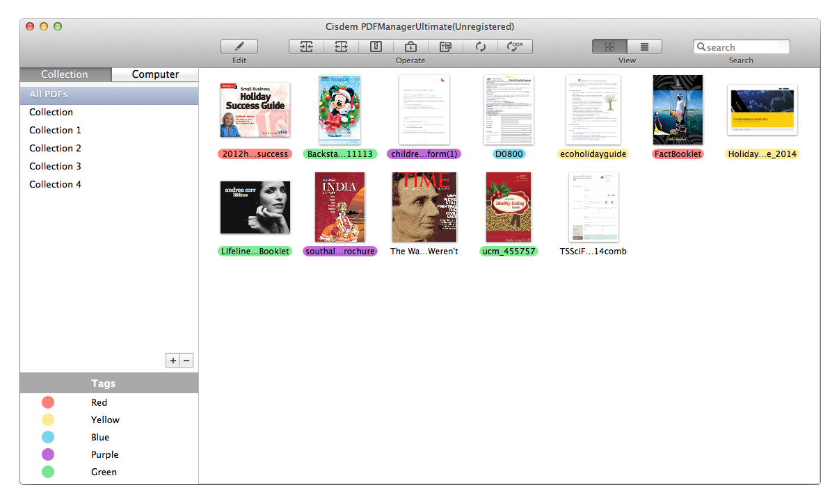 3 Ways to Make PDF Editable on Mac(OS Sierra Included)