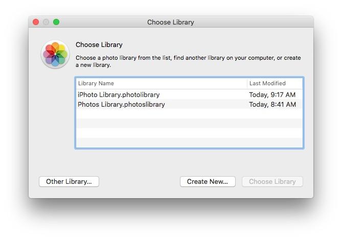 click Create New