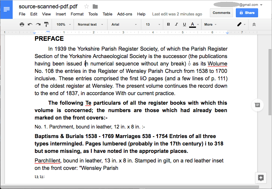 extract text from image google drive 03