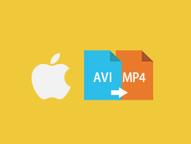 best avi to mp4 converter mac
