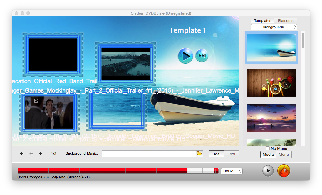 You can't Miss out Three Best DVD Creator for Mac/Windows