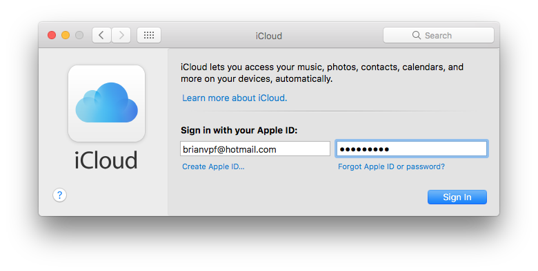 save pdf to iphone with icloud