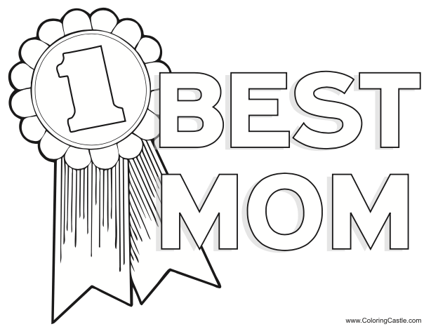 Best 30 Free Printable Mothers Day Coloring Pages 2018