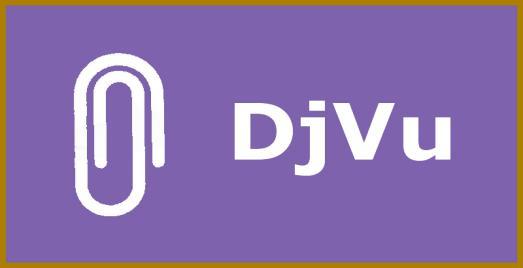 What is DjVu