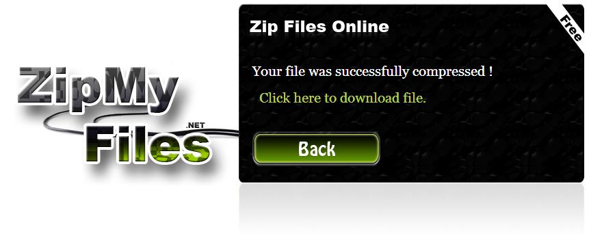 Online File Compressor Three- ZipMyFiles