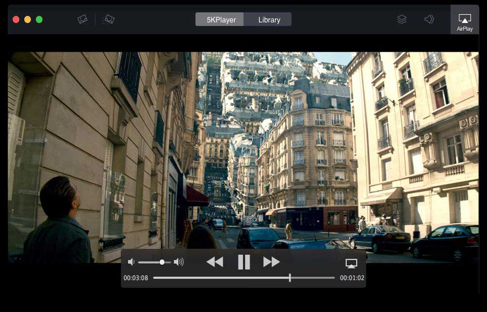 5KPlayer for Mac