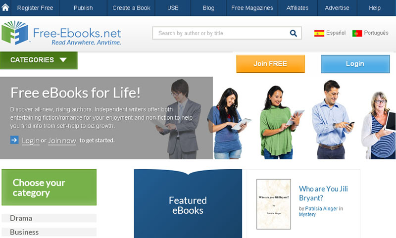 6 best websites to download free pdf books and documents its a website full of free ebooks and documents besides reading the books online you can also free download pdf books by uploading your ebook collections fandeluxe Image collections