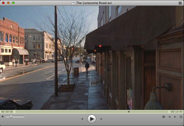 Movist Video Player for Mac