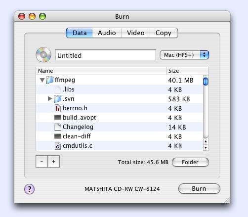 Faaqidaad : Cd burner software for mac free download