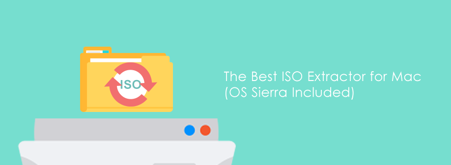 The Best ISO Extractor for Mac