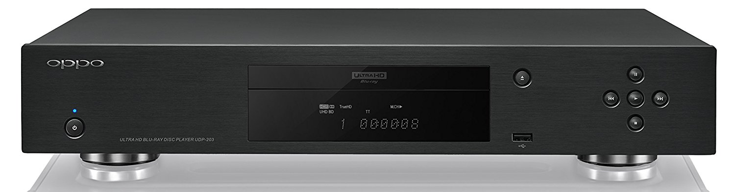 OPPO UDP-203 Blu-Ray Player