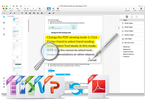 best program to edit pdf files mac