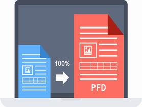 create pdf from all kinds of documents