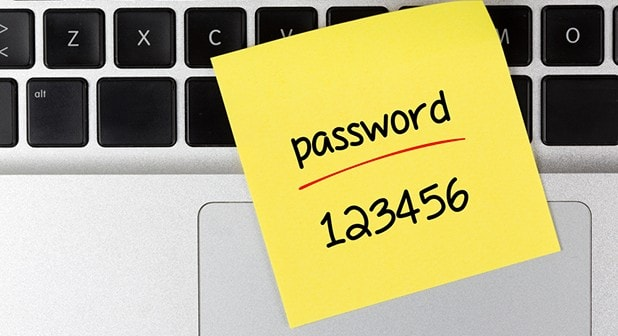 Create a Strong Password