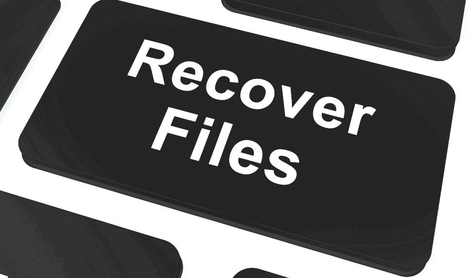 Mobile data restore software
