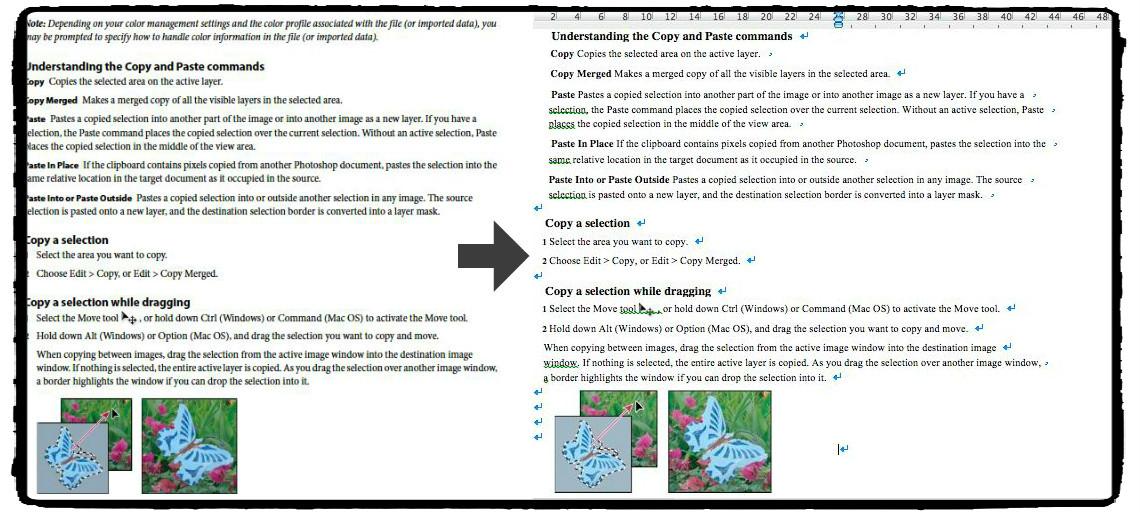 best pdf to word converter cisdem results