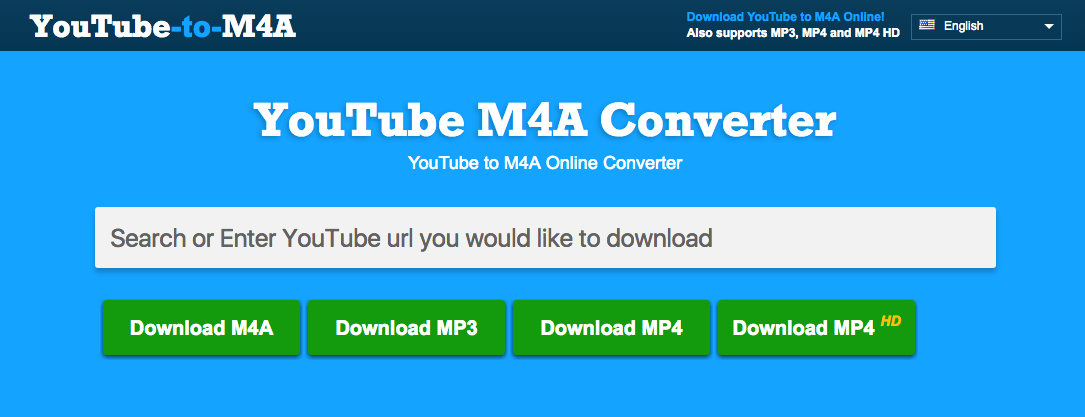 YouTube-to-M4A