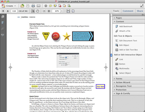edit pdf on mac with adobe
