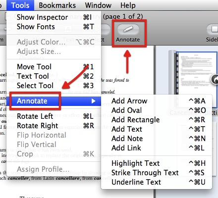 Pdf File Highlight Text Tool