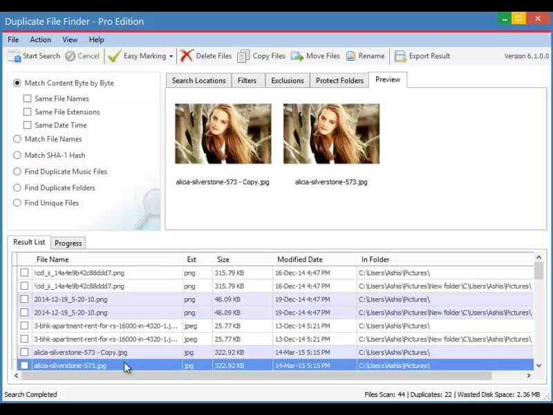 Clone Files Checker alternative for Windows PC