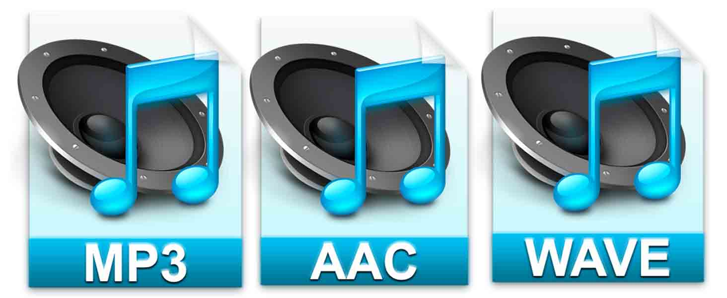 itunes audio formats