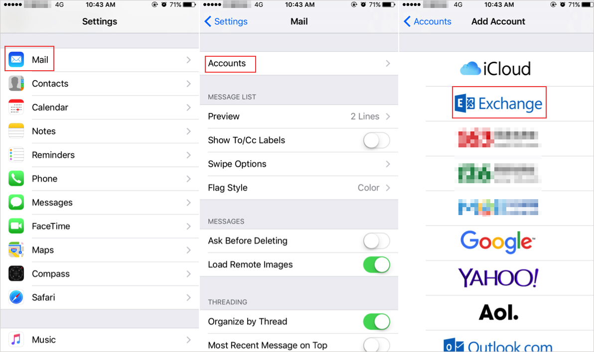 How to Backup iPhone Contacts to Email?
