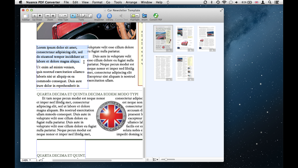 pdf editor free download mac os x