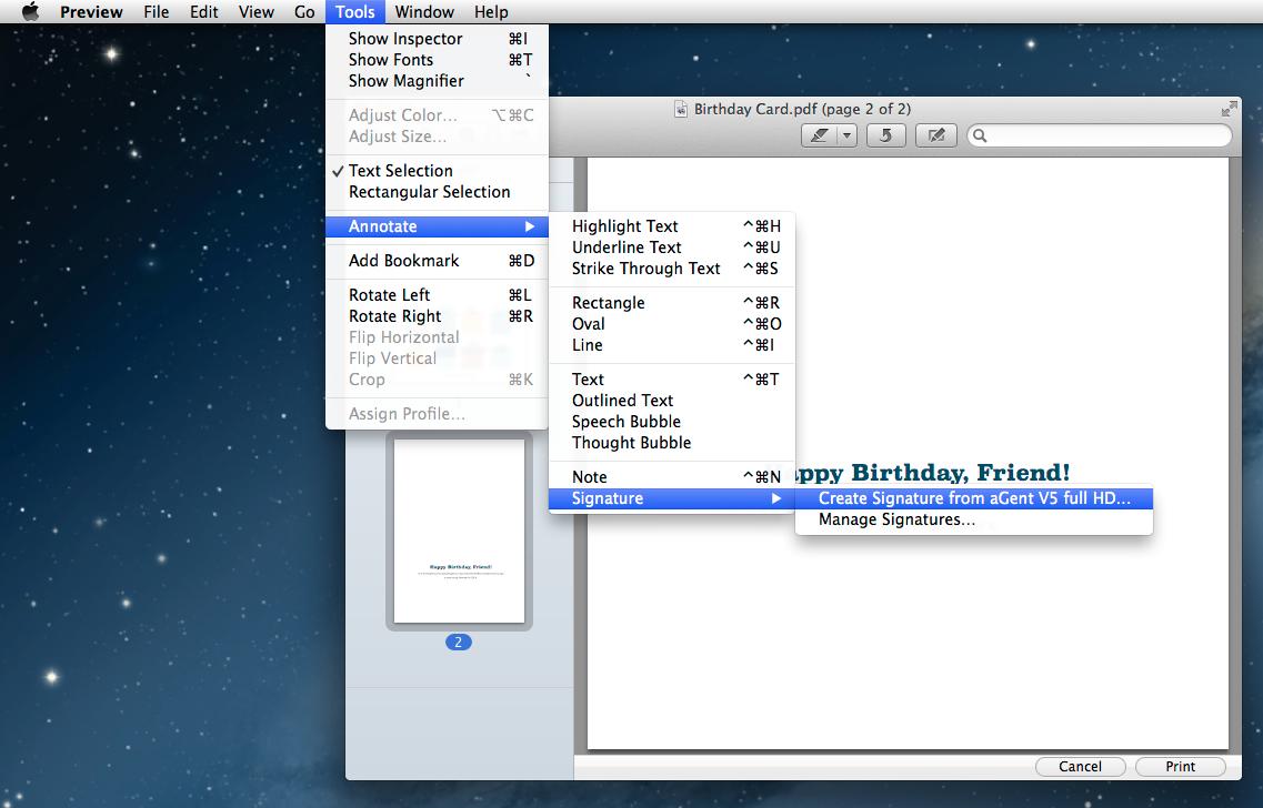 Adobe acrobat for editing mac