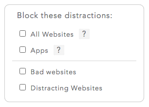 blocklists
