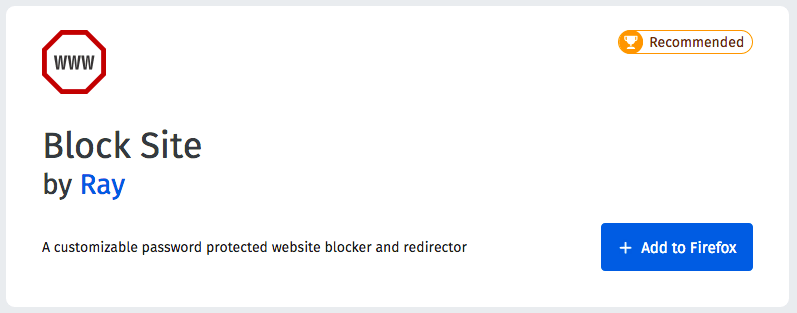 block websites firefox01
