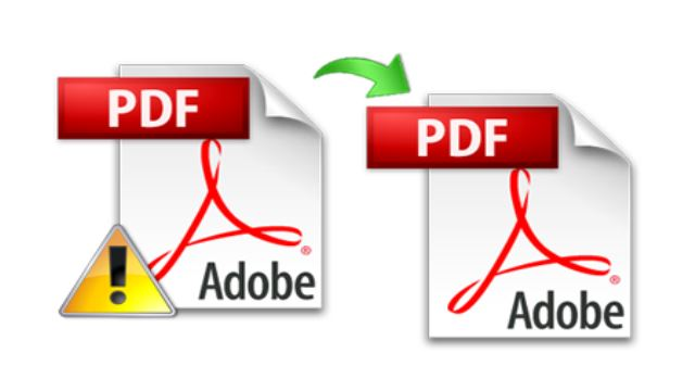 broken pdf why can't print pdf on mac