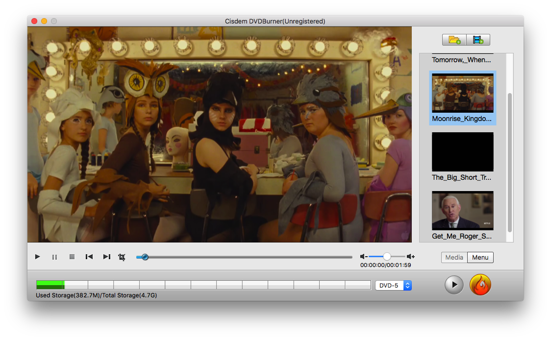 How to Burn Netflix Movies to DVD on Mac