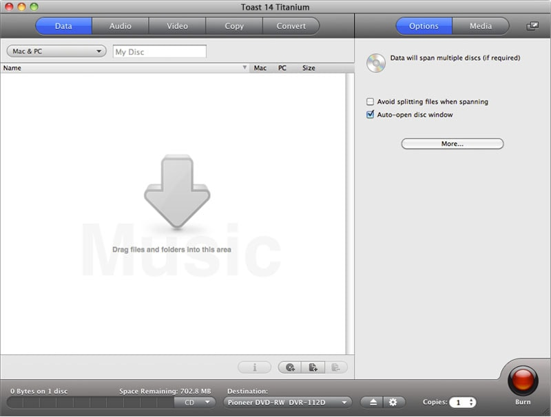 best dvd creator for mac toast 15 titanium