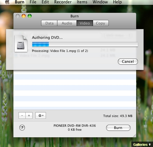 best dvd creator for mac burn