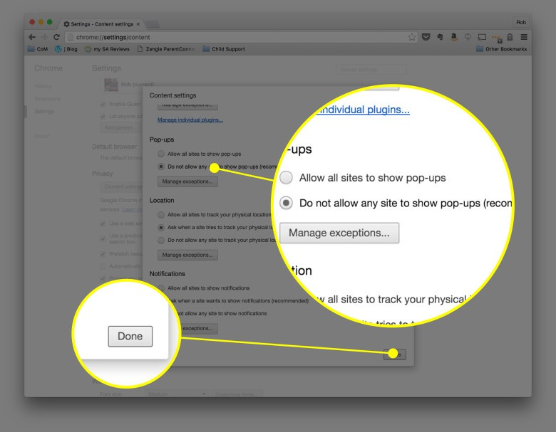 Image titled Disable Pop–Up Blocker in Chrome Step 3