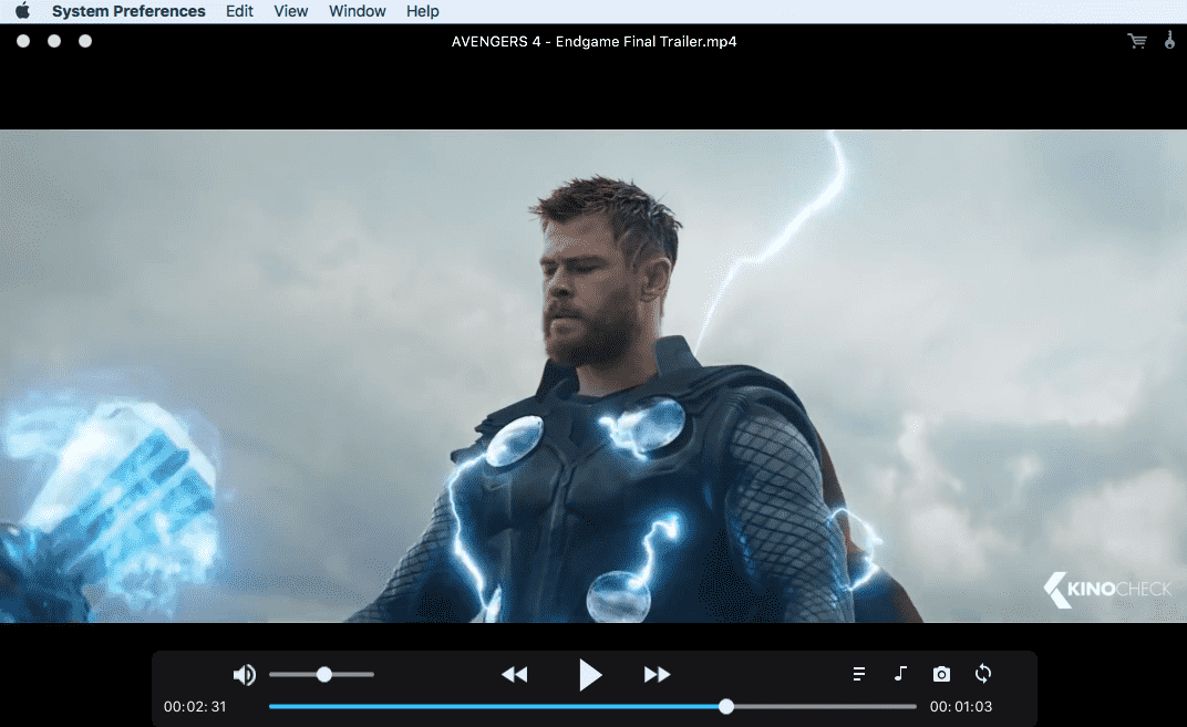 Top 6 Best 4K Video Player for Mac in 2019
