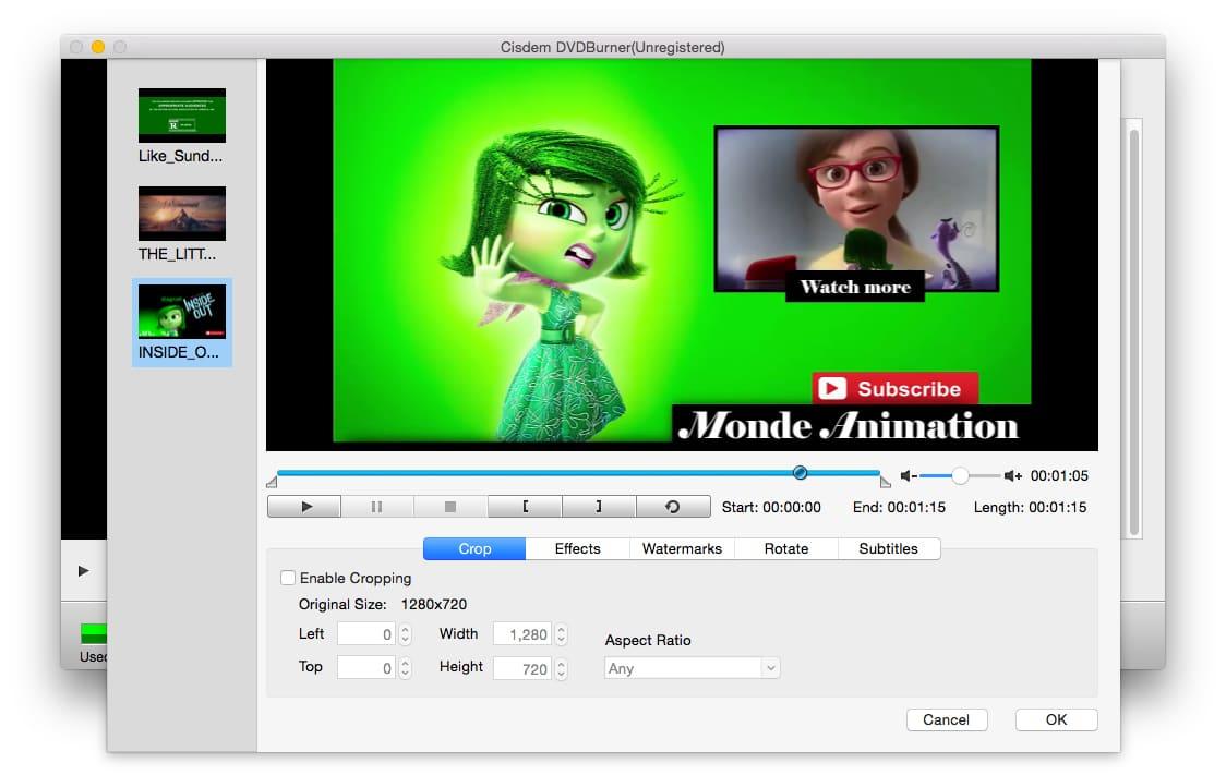 Two Splendid Ways to Burn M4V to DVD on Mac/Windows