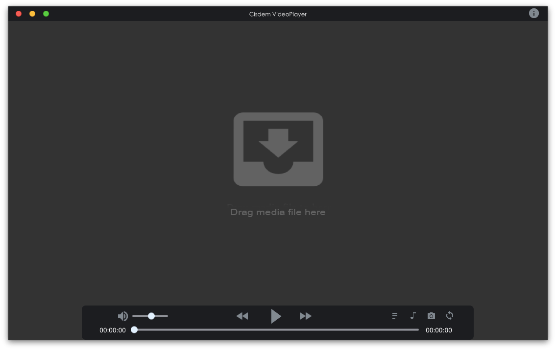Drag Avi Movie To Cisdem Avi Player Mac Open This Free Avi Player, You Can  See A Pretty Crisp And Elegant Interface Drag Any Format Video Directly  From