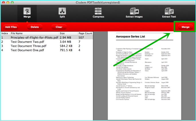how to merge large PDFs and make it smaller size