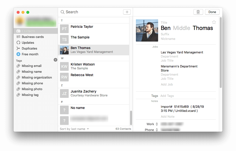 What is the Best Contact Manager for Mac? (2019 Update)