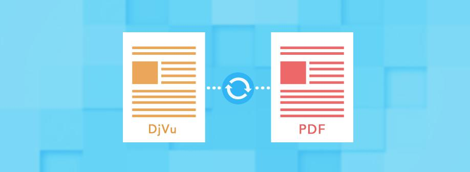 how to convert djvu to pdf on mac
