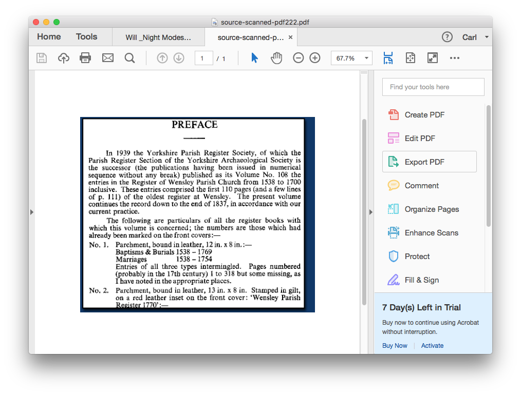 convert scanned pdf to editable