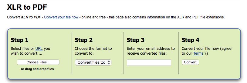 convert xlr to pdf online - Convert Visio File To Pdf Online