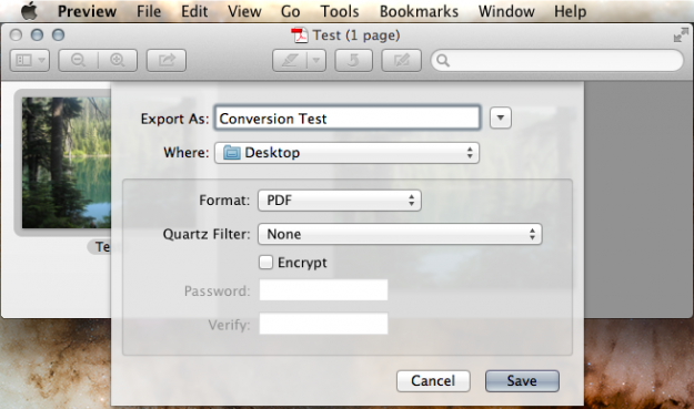 How to change jpeg files to PDF?